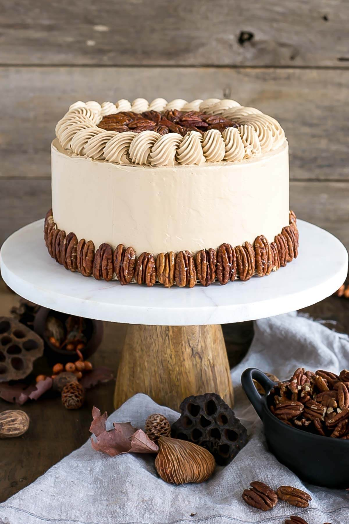 The BEST Thanksgiving Cakes ever! | American Cake Decorating