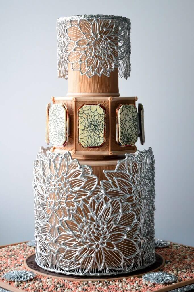 Showcase Extras: Ted Scutti's OSSAS Cake