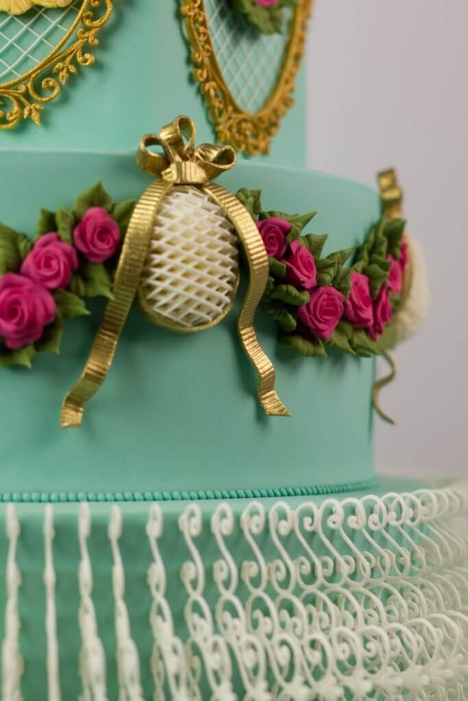 Showcase Extra: Rachel Grady's OSSAS Cake