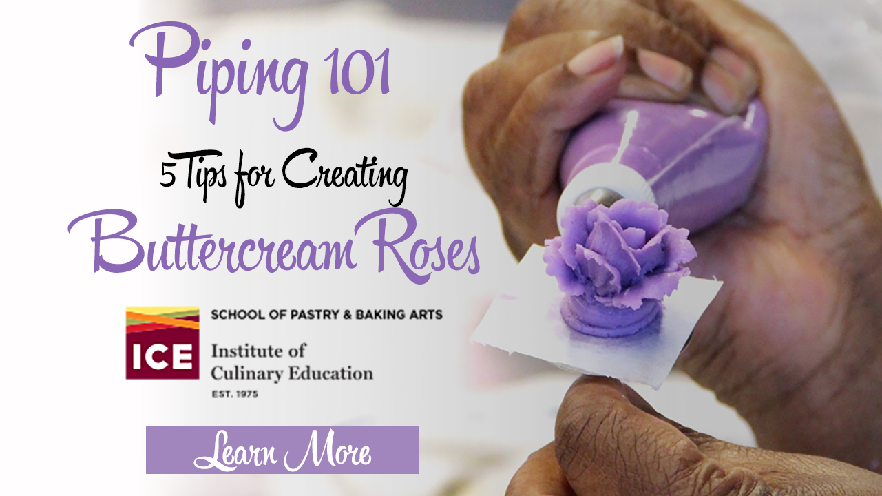 5 Tips for Creating Buttercream Roses