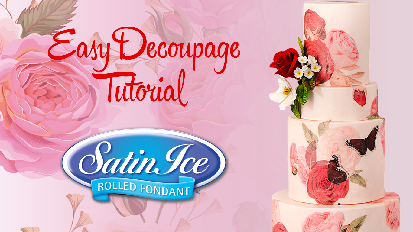 Easy Decoupage Tutorial
