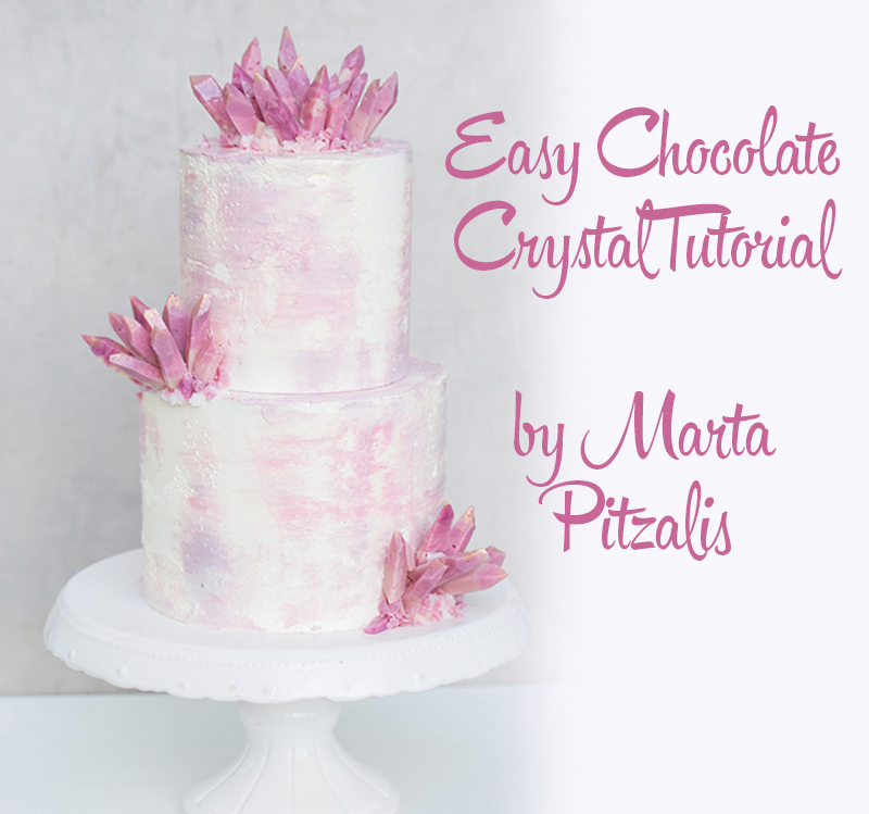 Chocolate Crystals Tutorial