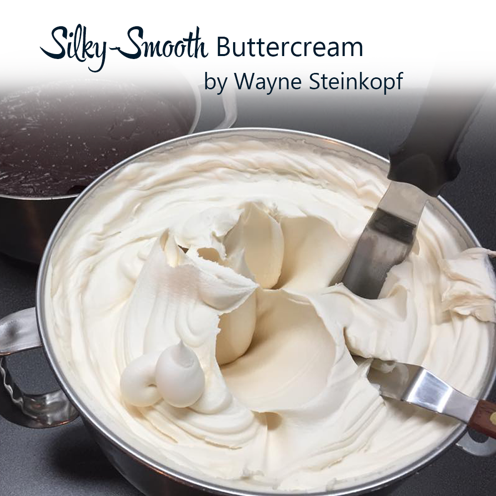 Perfectly Smooth Buttercream Recipe